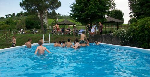 Osteria del molino convenzionato con l 39 hotel il molino del ponte - Hotel con piscina toscana ...